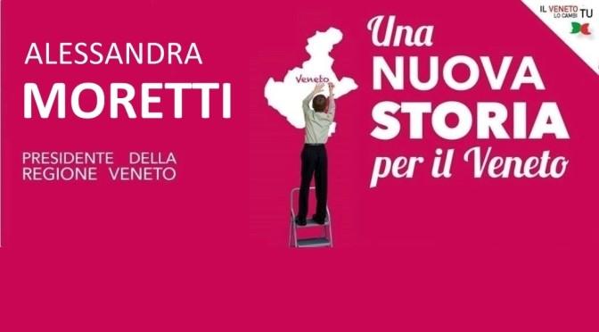 Il Veneto lo cambi tu