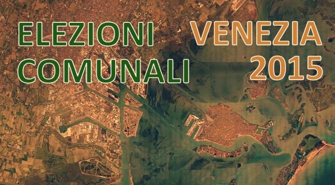 Elezioni Amministrative Comunali Venezia 2015